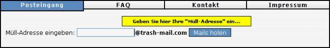 trash-mail