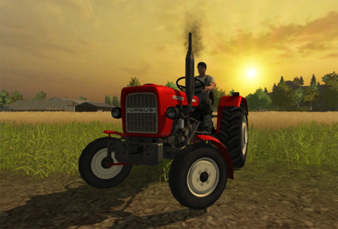 Dodatek Ursus do Farming Simulator 2013