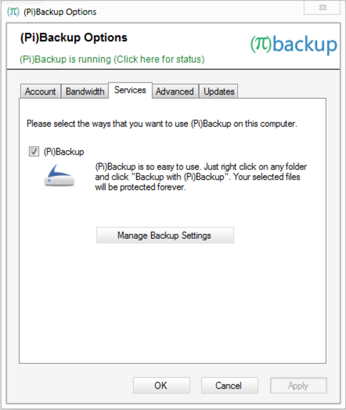 (Pi)Backup