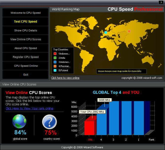 CPU Speed Professional