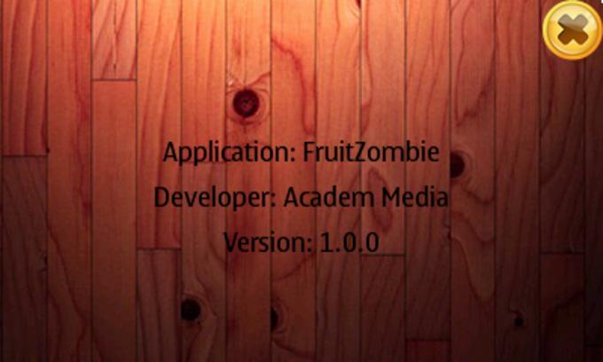 Fruit Zombie
