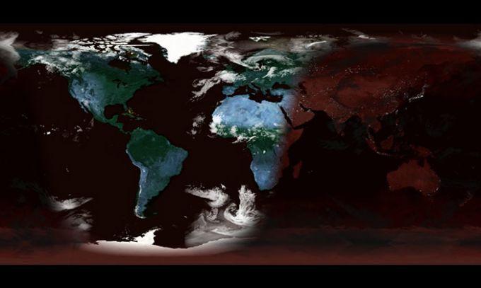 Desktop Earth Online