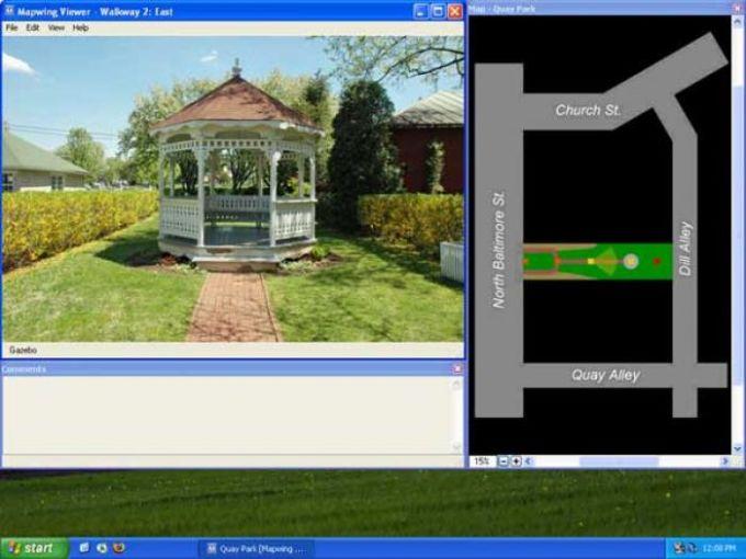 Mapwing Viewer