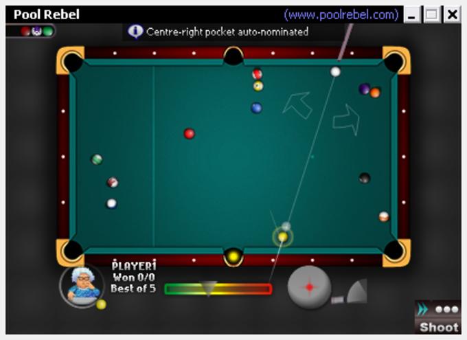 Pool Rebel Portable
