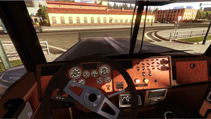 Euro Truck Simulator 2 Peterbilt 379