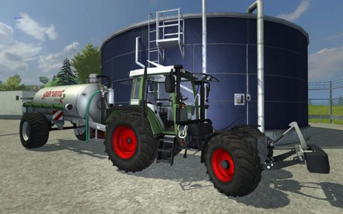 Fendt GTA 380 Turbo