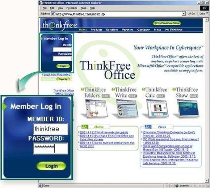 ThinkFree Office