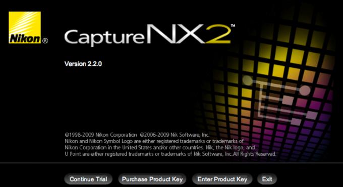 Nikon Capture NX