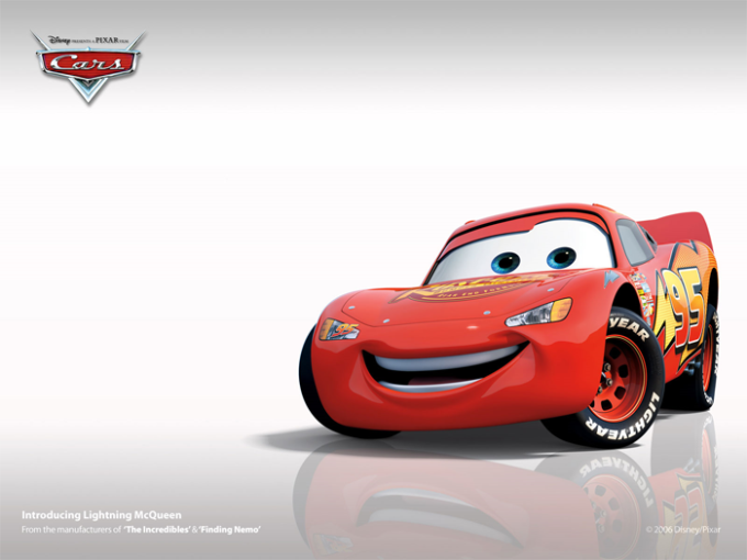 Cars Lightning McQueen Wallpaper