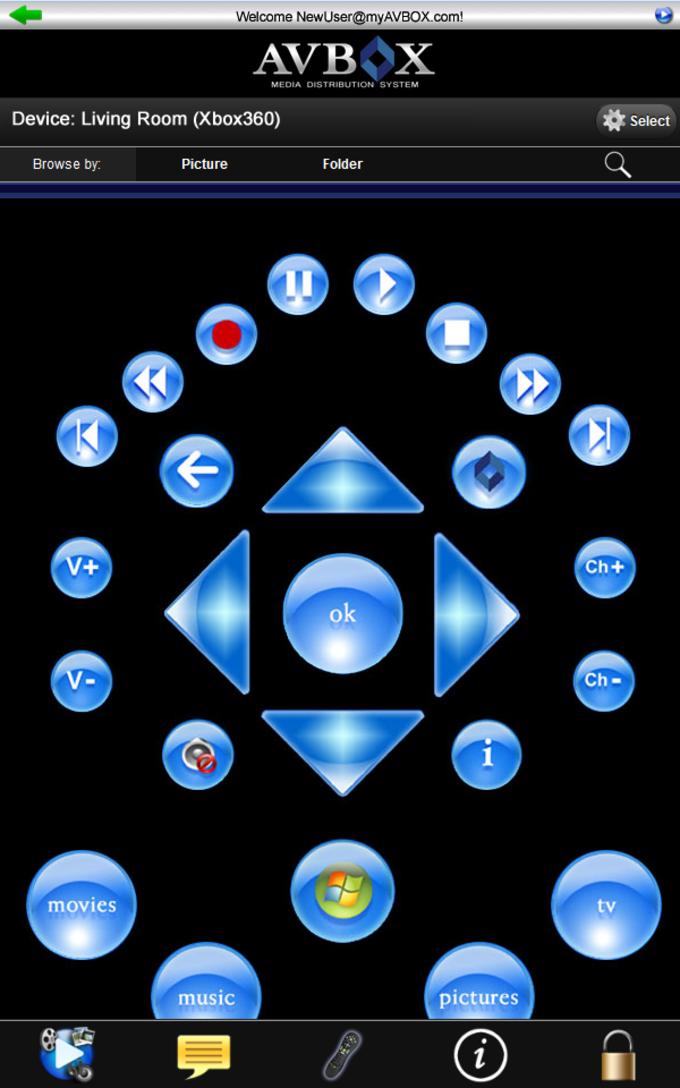 AVBOX Media Distribution System
