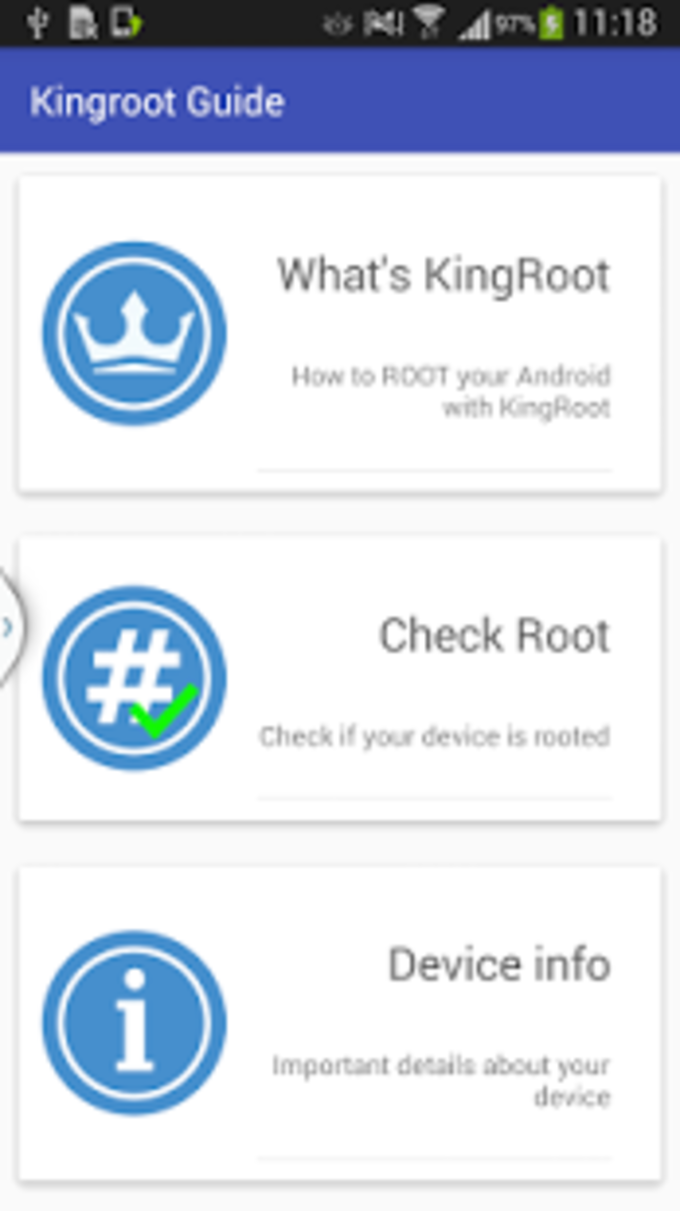 King Root Android One Click