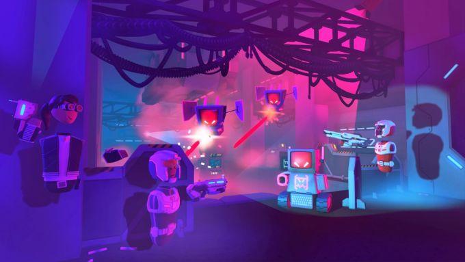 Rec Room PS VR PS4