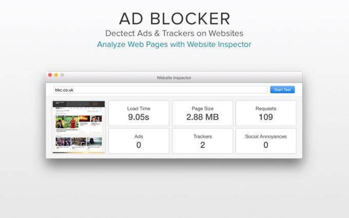 Ad Blocker - Blocks Ads, Scripts, Trackers & Annoyances