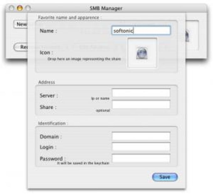SMB Manager
