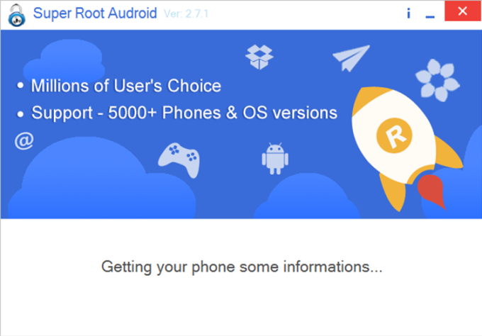 Super Root Android