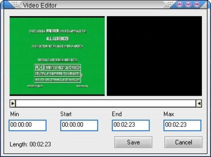 Allok Video to FLV Converter