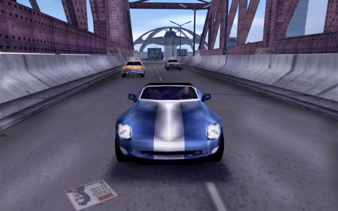 Grand Theft Auto (GTA) III