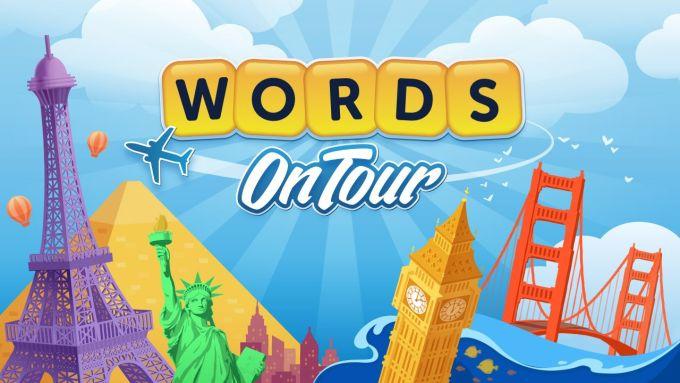 Words On Tour