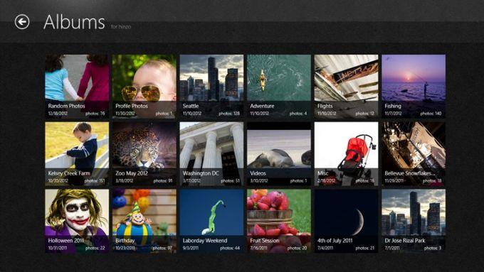 Picasa Albums for Windows 10