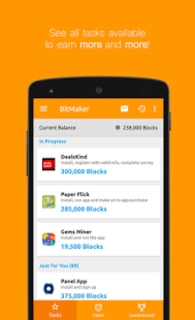 BitMaker Free Bitcoin/Ethereum