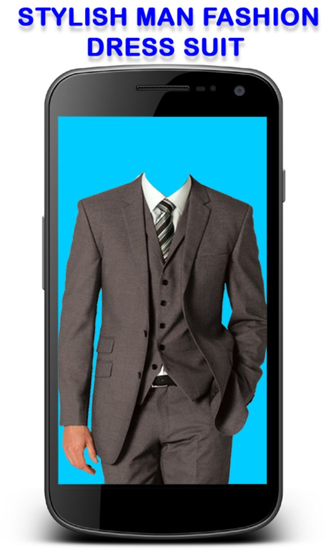 Stylish Man Fashion Dress Suit