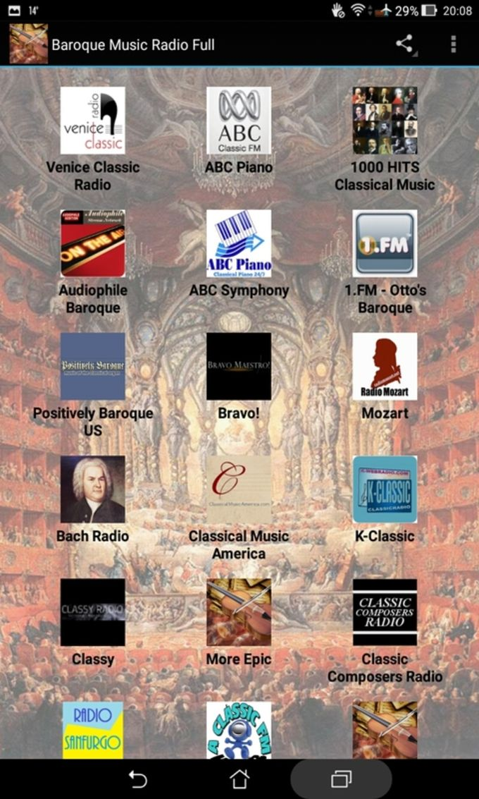 Baroque Music Radio Full