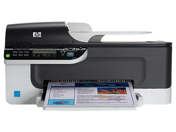 HP Officejet J4550 All-in-One Printer drivers