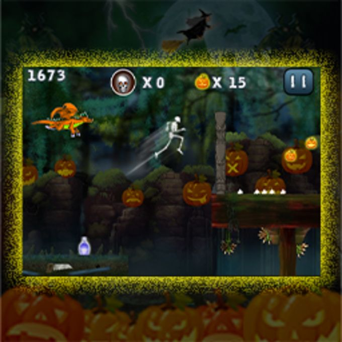 Halloween Jungle Run