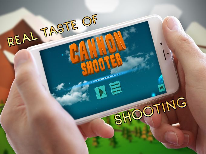Cannon Shooter-Clash for Love