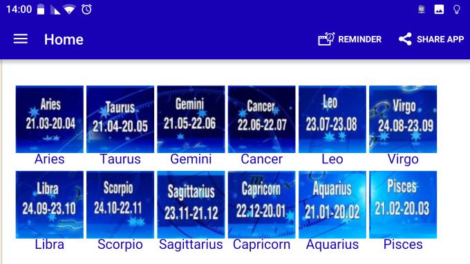 Zodiac Signs & Daily Horoscope