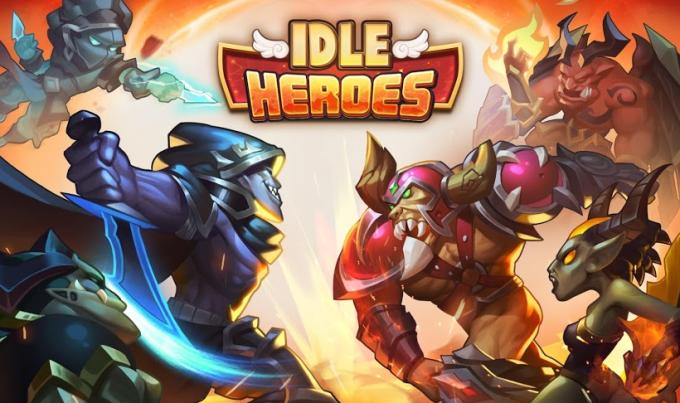Idle Heroes per PC
