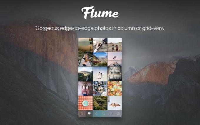 Flume for Instagram