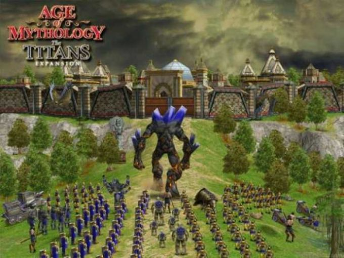 Age Of Mythology: The Titans Expansion