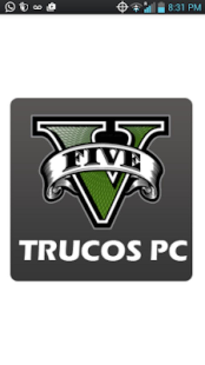 Trucos para GTA V 5 PC