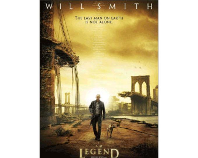 I Am Legend Wallpaper