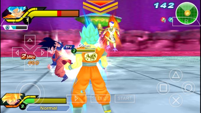 Ultimate Dragon The Ball Z Tenkaichi Fighters