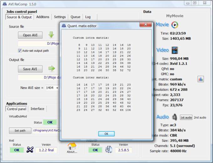 programa avi recomp 1.5.3