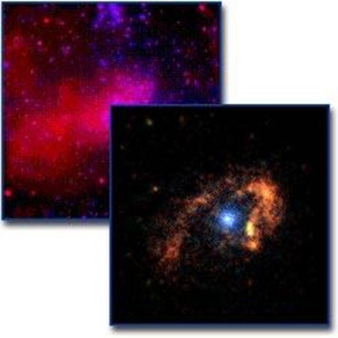 Chandra Images Vol #1