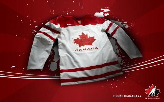 Equipe du Canada de Hockey sur glace - Wallpaper