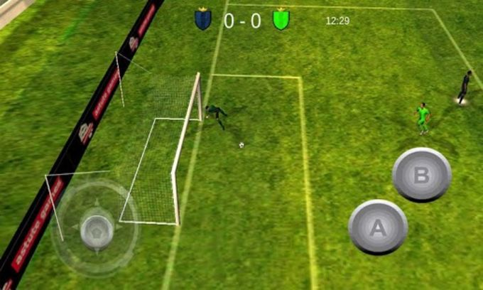 Fútbol Mobile World Cup 3D