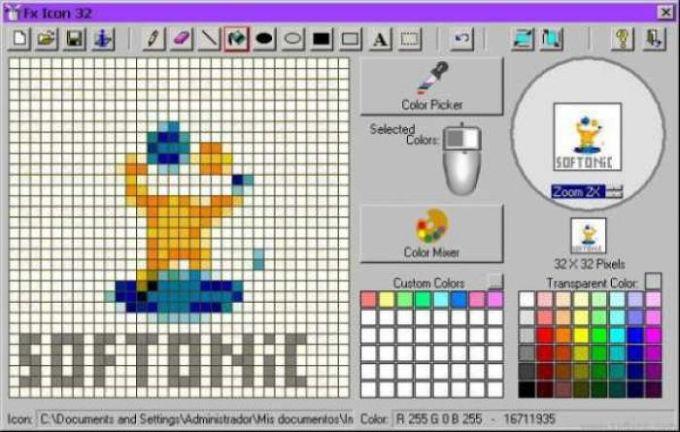 FX Icon Maker