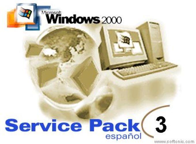 Windows 2000 Service Pack 3