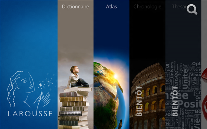 Larousse Illustré pour Windows 10