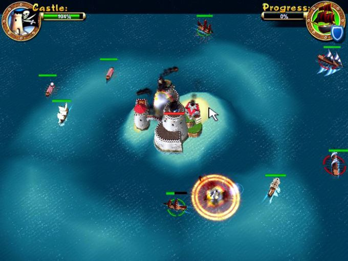 Pirates: Battle for the Caribbean