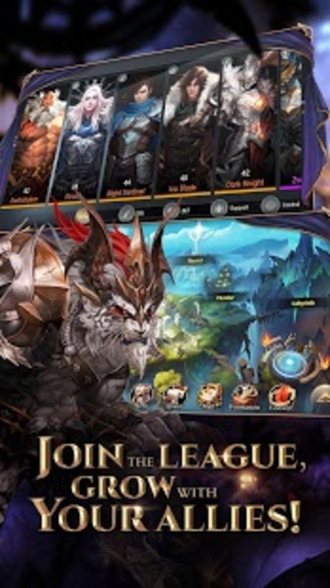 League of Angels-Paradise Land