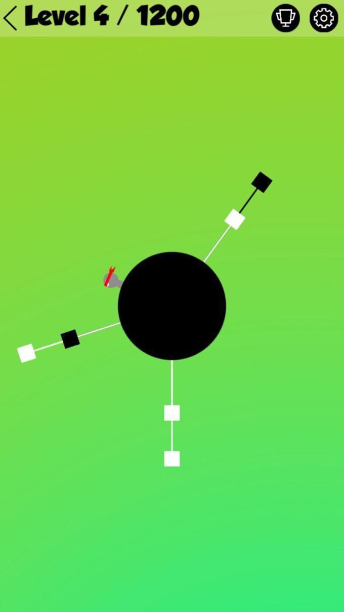 Twisty Circle Ninja Hopper