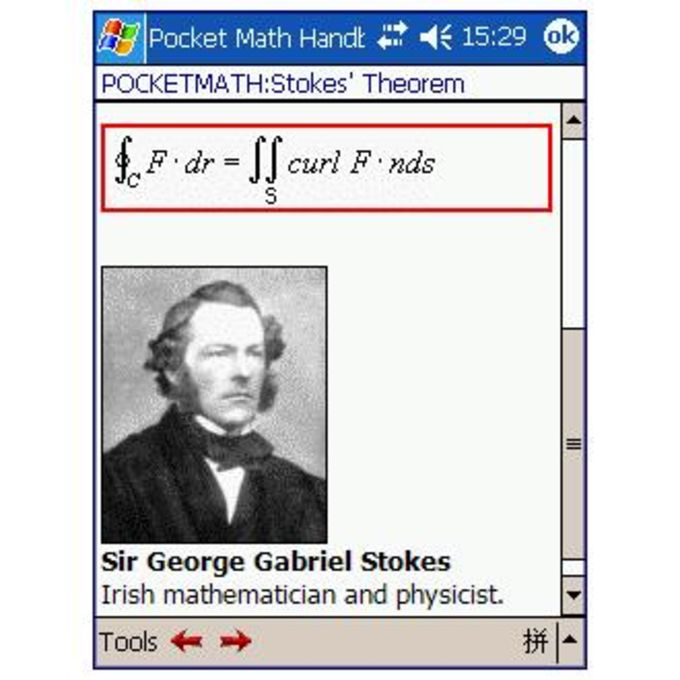 Pocket Math Book