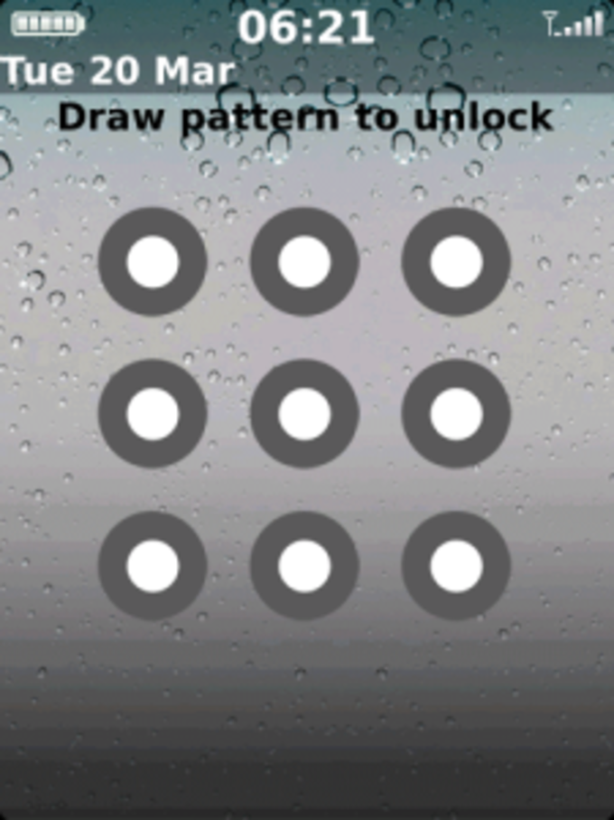 Pattern Lock Free