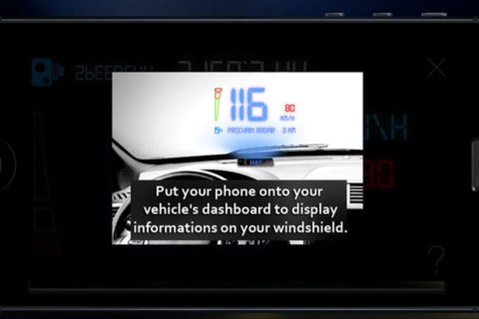 HUD&GO UAE: Magic Car Display