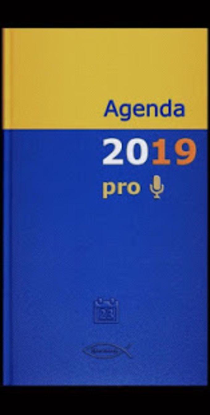 Agenda 2019 pro